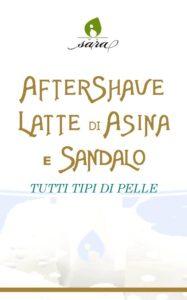 Aftershave, aftershave donkey milk, after shave, aftershave sara cosmetics, cosmetics donkey milk,